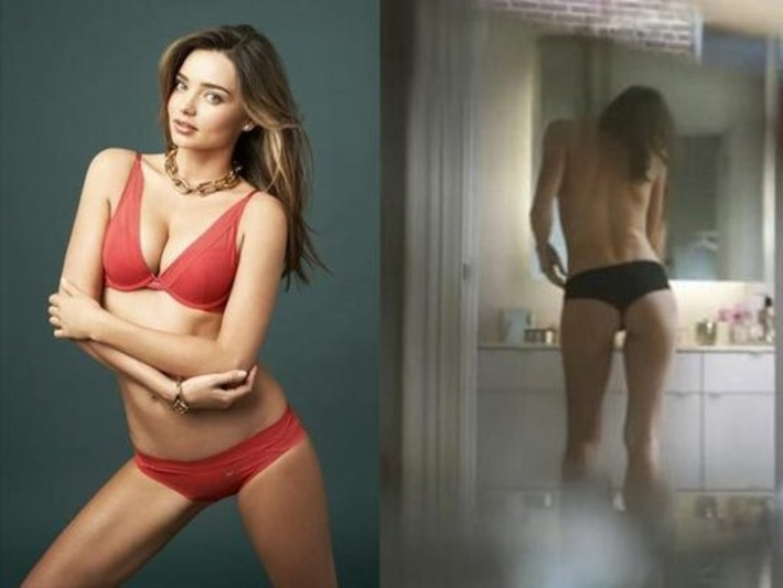 Miranda Kerr Gets Naughty With Commercials | Lingerie Love | Scoop.it