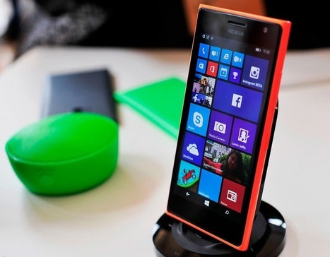 Lumia 730, The New First Windows Selfie Phone | Tech News | Scoop.it