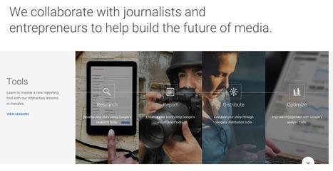 Google News Labs: Tools To Improve Media Quality - Business 2 Community - Business 2 Community | Web Content Enjoyneering | Scoop.it