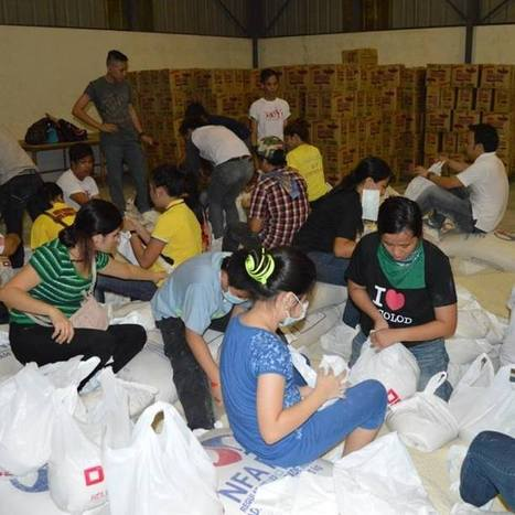 DuPont employees help Typhoon Yolanda survivors | Facebook | DuPont ASEAN | Scoop.it