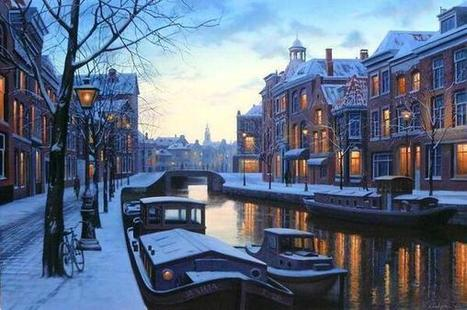 Winter in Holland | Photoshopography | Scoop.it