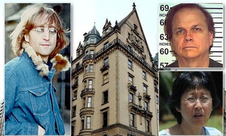 'We're all part of something big': Revealed, the chilling letters Lennon's killer Mark David Chapman sent to his arresting NYPD officer | RCHK The Catcher in the Rye | Scoop.it