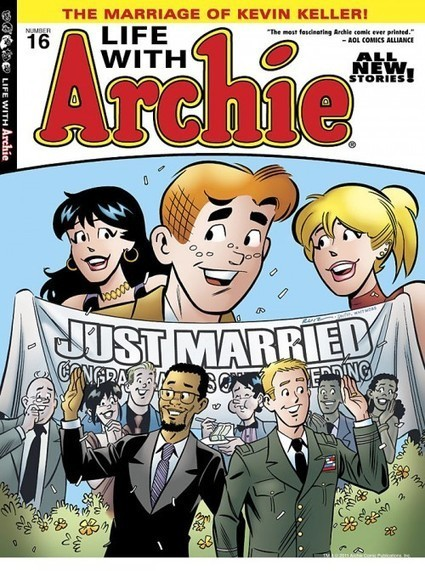One Million Homophobic Moms Target Archie Comics And Toys R Us   Comic Books   Scoop.it