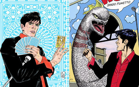 Wow! Arriva Dylan Dog | DailyComics | Scoop.it