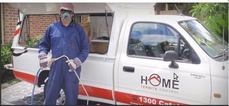 @hometermitecontrol on Heello | Home Termite Control | Scoop.it