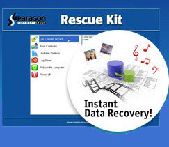 Rescue Kit Free Edition | PARAGON Software Group - free partition software, hard disk partitioning | ICT Security Tools | Scoop.it