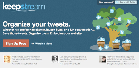 keepstream #socialmedia #curation tool for building ... - blog*spot | Content Marketing & Content Curation Tools For Brands | Scoop.it