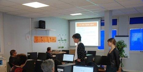 Les ateliers numériques se poursuivent en Adour Chalosse Tursan | Boite à fourmis ANT | Scoop.it