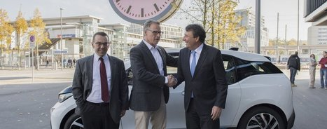 Les CFF se lancent dans la mobilité de luxe | great buzzness | Scoop.it