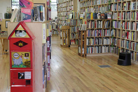 Innovative MIT-area bookstore needs fresh owner, ideas - Boing Boing   MIT in Every Home   Scoop.it