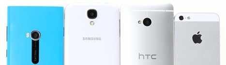 Super shootout: Samsung Galaxy S4 vs HTC One vs Apple iPhone 5 vs Nokia Lumia 920 | Photography Gear News | Scoop.it