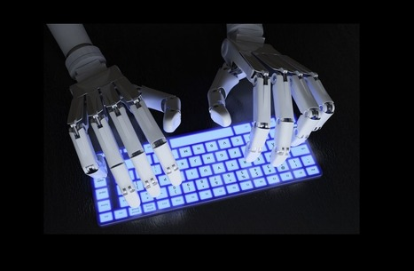 An AI Written Novel Has Passed Literary Prize Screening | Creativity & Culture | Scoop.it