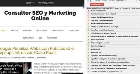 Las Mejores Extensiones de Google Chrome para SEO y Marketing Online | De todo un pocho | Scoop.it