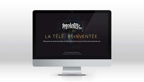 Molotov se dévoile un peu avant son lancement en octobre   social tv   Scoop.it