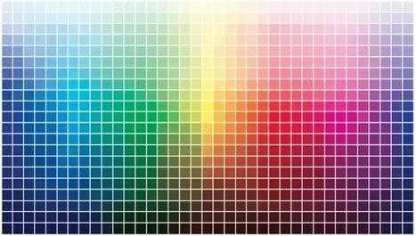 Psychology of Color by Steve Hullfish | Cimaginations | Scoop.it
