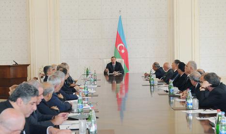 Ilham Alijew prezydentem Azerbejdżanu po raz trzeci | Wybory prezydenckie w Azerbejdżanie 2013 | Scoop.it