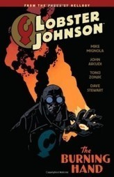 Scott Allie - Lobster Johnson Volume 2: The Burning Hand | Philately, Books & Comics | Scoop.it