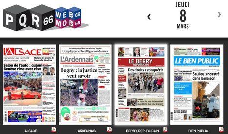 Unes du jour | PQR66 – WEB66 – MOB66 | Education aux médias | Scoop.it