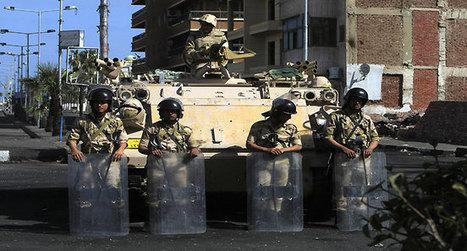 Egypt Fears Militia Takeover | Égypt-actus | Scoop.it