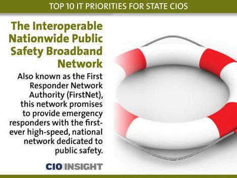 Top 10 IT Priorities for State CIOs | C-Suite Considerations | Scoop.it