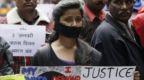 Protests erupt as Indian 16-year-old who was gang-raped twice dies after being burned alive   Daily Crew   Scoop.it