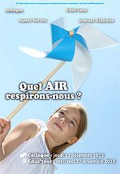 Quel air respirons-nous ? 9e journée des pratiques du développement durable, 12 décembre 2013 | DD Haute-Normandie | Scoop.it