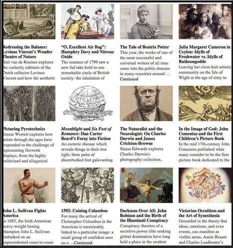 Tons of Free public Domain Materials to Use in Class ~ Educational Technology and Mobile Learning | Humanities curriculum news | Scoop.it