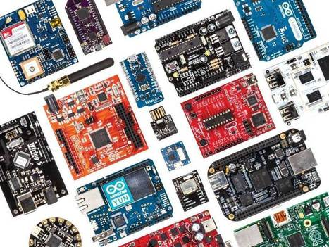 Which Board is Right for You? | Arduino, Netduino, Rasperry Pi! | Scoop.it