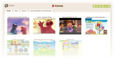 Tizmos for Teachers | The Easiest Way for Teachers to Share Online Resources | eLearning | Scoop.it