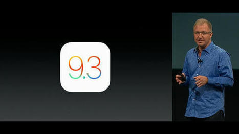 Apple pushes yet another version of iOS 9.3 to fix activation bug | Mobile Technology | Scoop.it