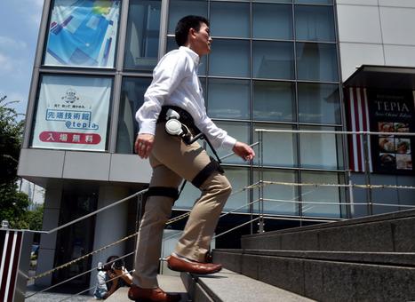 Honda commence le leasing de ses exosquelettes - H+ Magazine   innovation, tendances, futur   Scoop.it