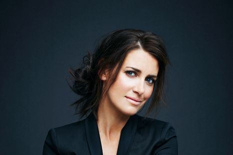 Sky Sports presenter Kirsty Gallacher tells of her delight at being asked to sign for Hibs - her golf star dad Bernard's favourite club   DJ.Womble Daily - Magazine   Scoop.it