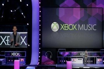Nouvelle offensive de Microsoft dans la musique en ligne | Actualité technologique | Scoop.it