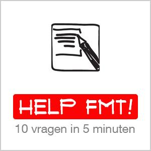 Help in 5 minuten FMT nog beter te maken | FMT Central | Scoop.it