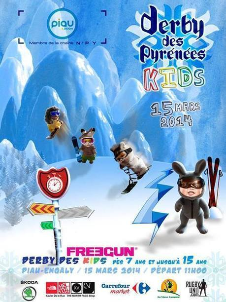 Derby des KIDS : samedi 15 mars | PIAU-ENGALY Animation | Scoop.it