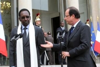 Point de presse avec M. Dioncounda TRAORE, président de la République du Mali   Actualité de la politique française   Scoop.it