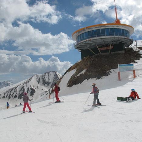 Les Pyrénées à l'heure des liaisons : grand projet de fusion à Font-Romeu | Ecobiz tourisme - club euro alpin | Scoop.it