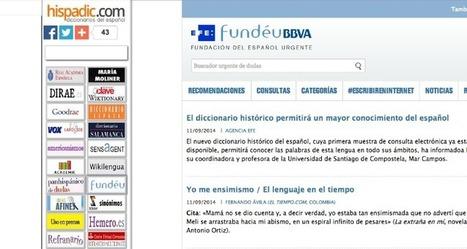 Un recurso con diccionarios de la web | MundoTIC | Scoop.it