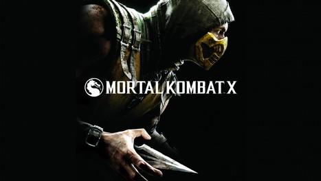Scorpion In Mortal Kombat X 2015 Video Game Poster Free HD Wallpaper Download | Cool HD & 3D Wallpapers - Free Download | Scoop.it