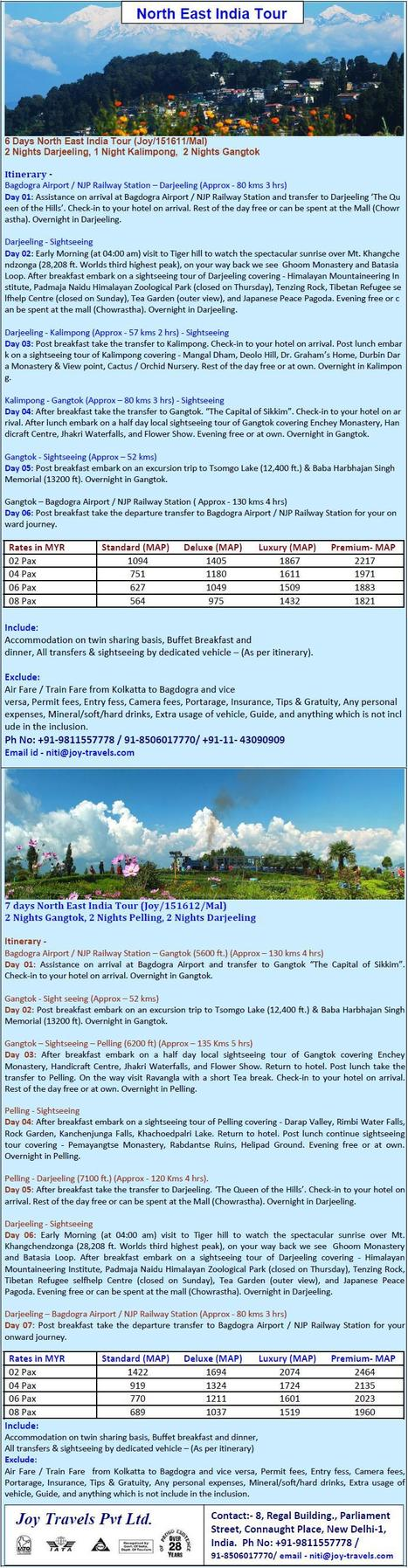 North East India Tour | Jammu Kashmir India | Scoop.it