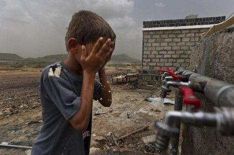 Global Water Crises Ahead | Global Health HH330 | Scoop.it