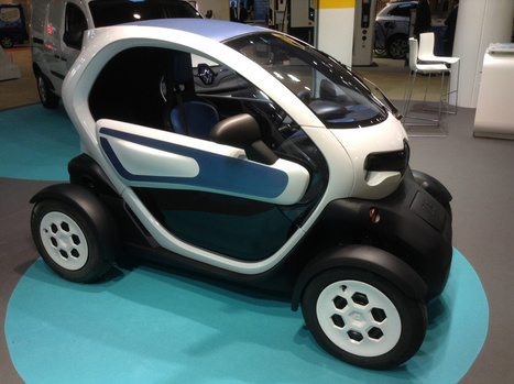 Review: Renault Twizy | Sustain Our Earth | Scoop.it