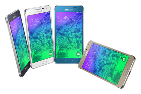 Heavy Metal Samsung Galaxy Alpha Launches In September   Samsung mobile   Scoop.it