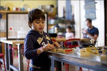 The Maker Movement in K-12 Education: A Guide to Emerging Research - EdWeek | Digital Learning Ideas | Scoop.it