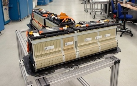 BATTERY TALK- Examining The Cradle To Grave Aspects Of EV Batteries - EarthTechling | All about batteries | Scoop.it