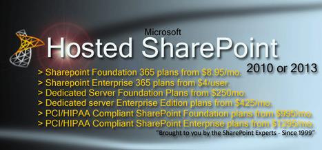 SharePoint Hosting Service Provider | 724 Hosting | Health & Fashion | Scoop.it