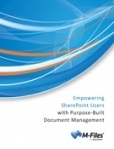 SharePoint and Document Management: Improving Enterprise ... | KnowledgeManagement | Scoop.it