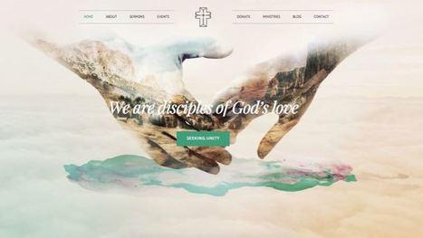 Creed WordPress Church & Non-profit Organization Theme   Free Premium WordPress Themes   Scoop.it