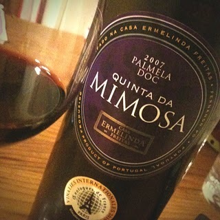 airdiogo num copo: Quinta da Mimosa 2007 | @zone41 Wine World | Scoop.it