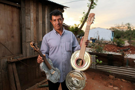 Landfill Harmonic: In Slums of Paraguay, a Recycled Orchestra is Born | Shifting Waste | Scoop.it